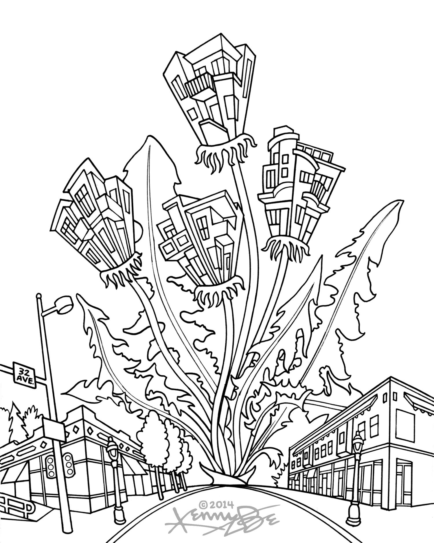 West Highland Dandelion Denver Neighborhood Seed Company 2014 Catalog kennybe.com.jpg