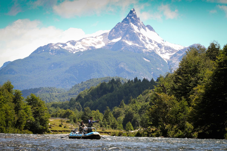 Rio Manihuales-Chile
