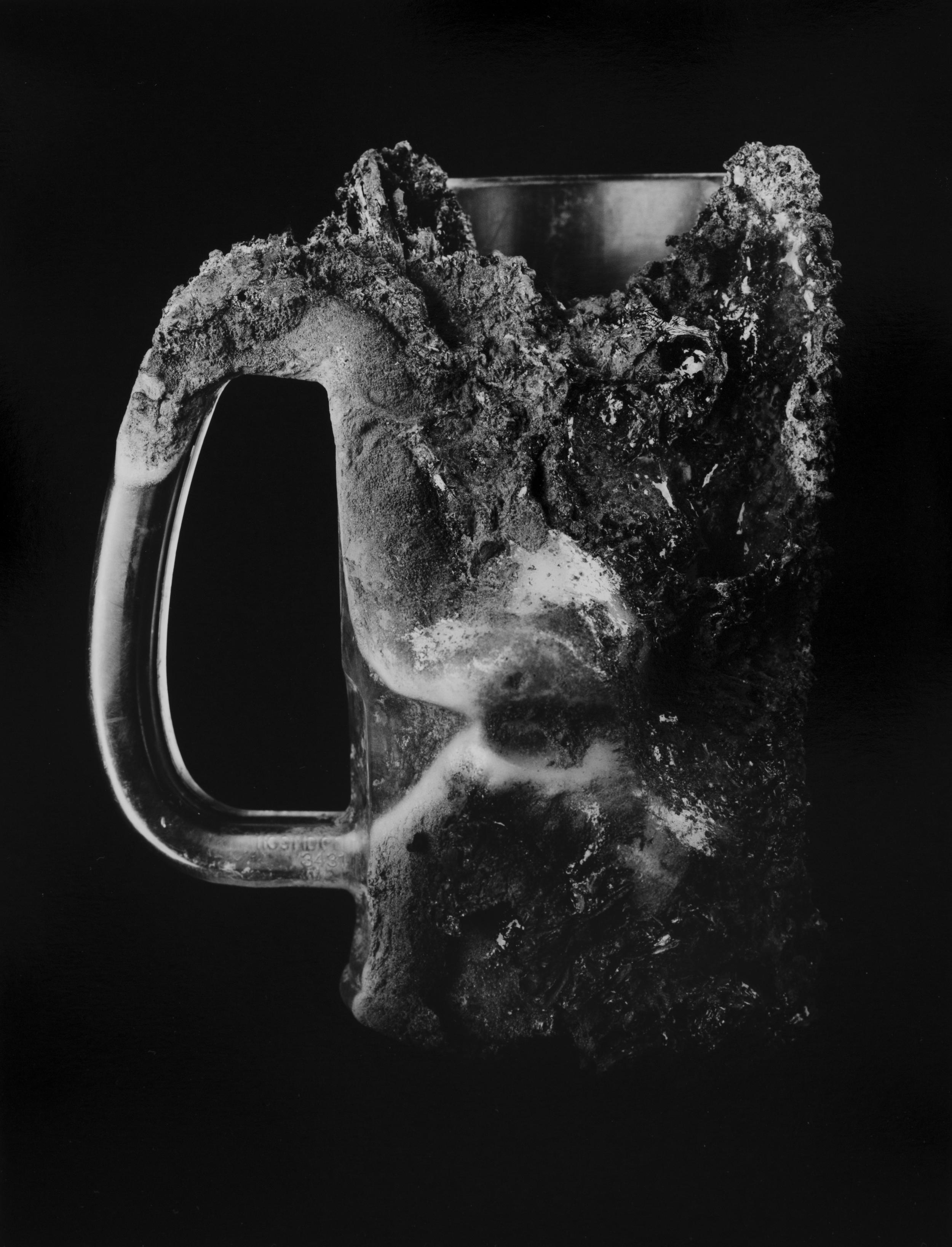 """Resurrected Form No.2, 13x10"""", Toned Silver Gelatin Print, 2014"""