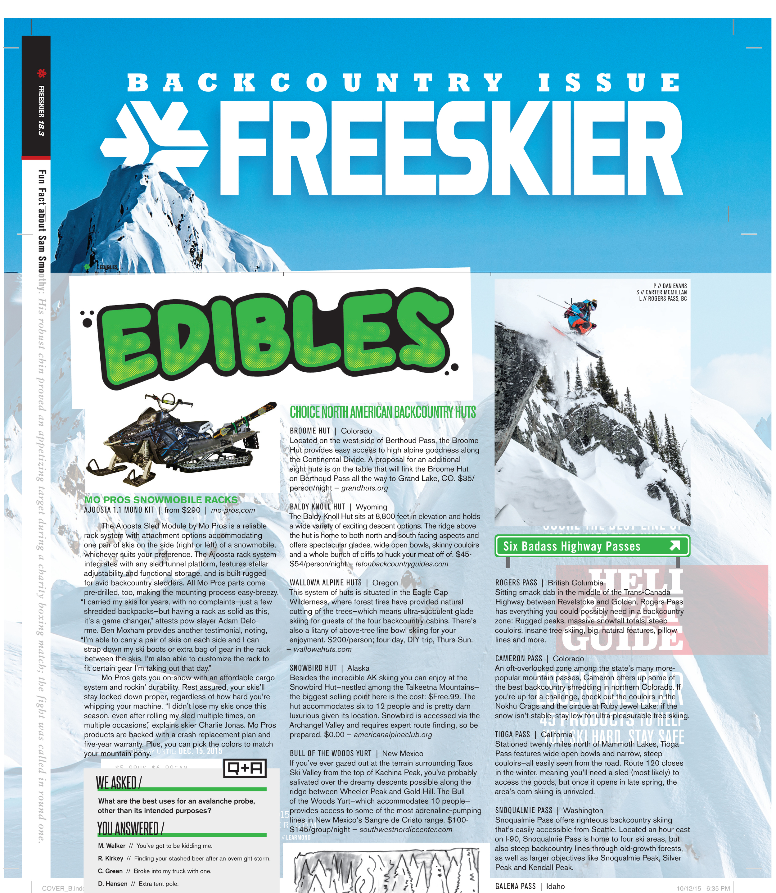 Freeskier Magazine_Backcountry United_Cheetah Factory Racing