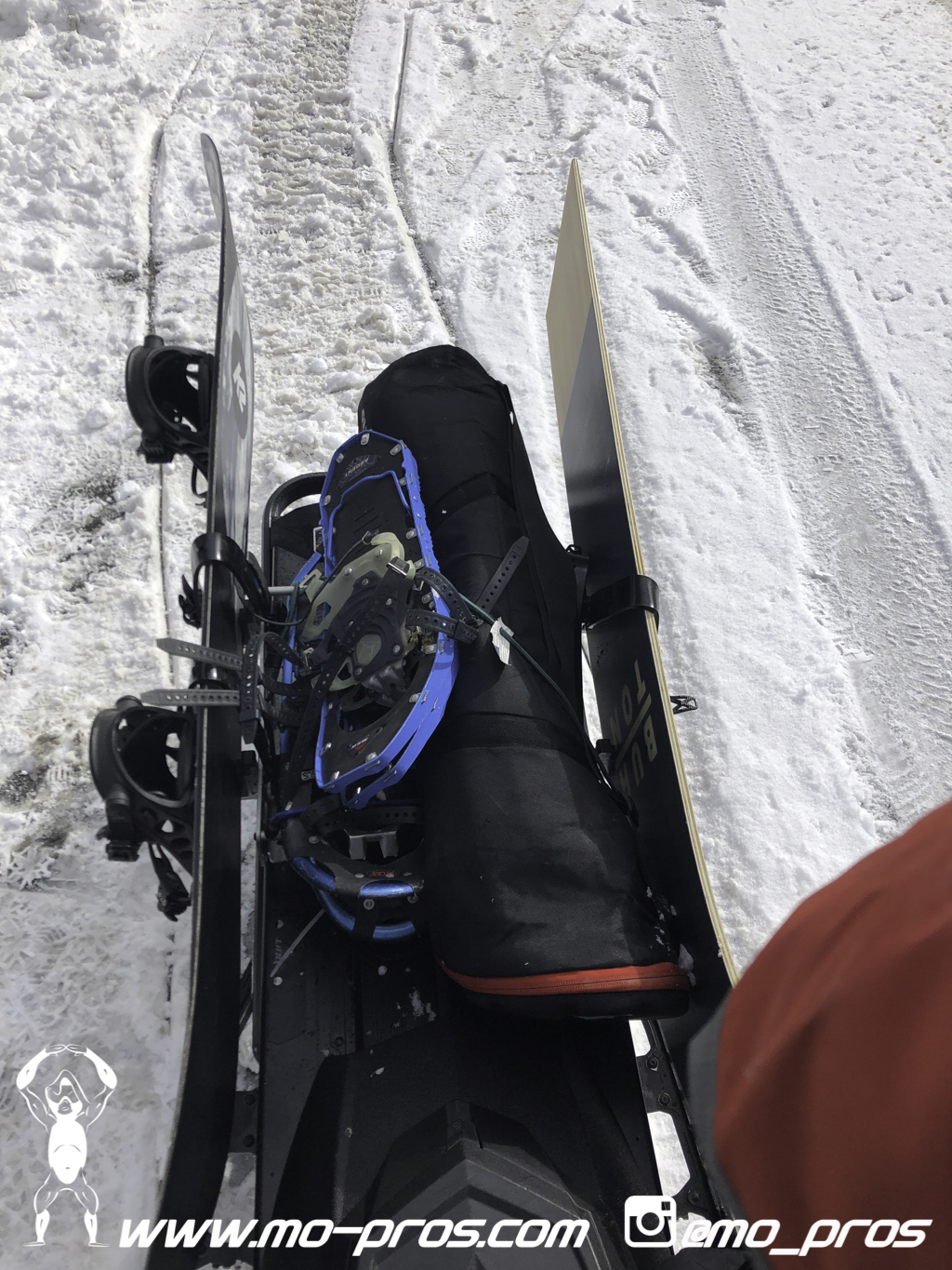 9_Snowbike_Timbersled Rack_Tsaina Rack_CFR rack_Cheetah Factory Racing_Snowboard rack_snowboard_snowmobile bag_Snowmobile_timbersled bag_gas Rack_Gear_Gun Rack_LinQ Snowboard Ski_Ski_Snowboarding_Tim.jpg