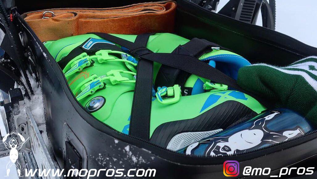 Mo Pros Hot'n'Shreddy Heated Ski Boot Bag