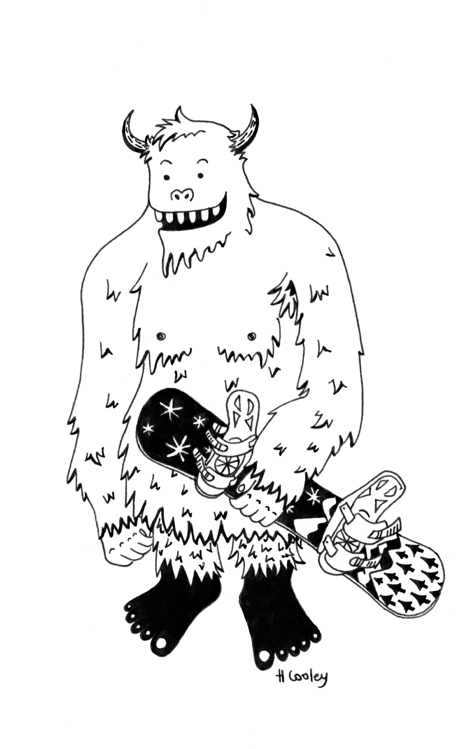 Monsters_15_Abominable-snowboarder.jpg