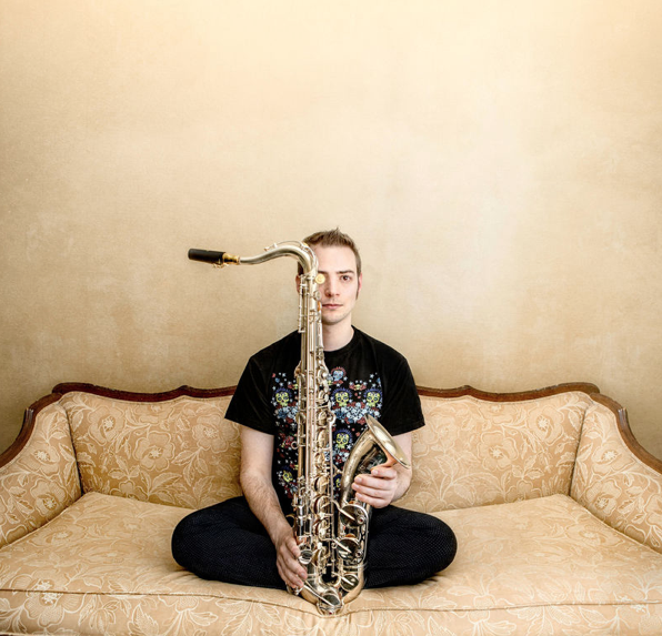 The Saxophone Warrior EP