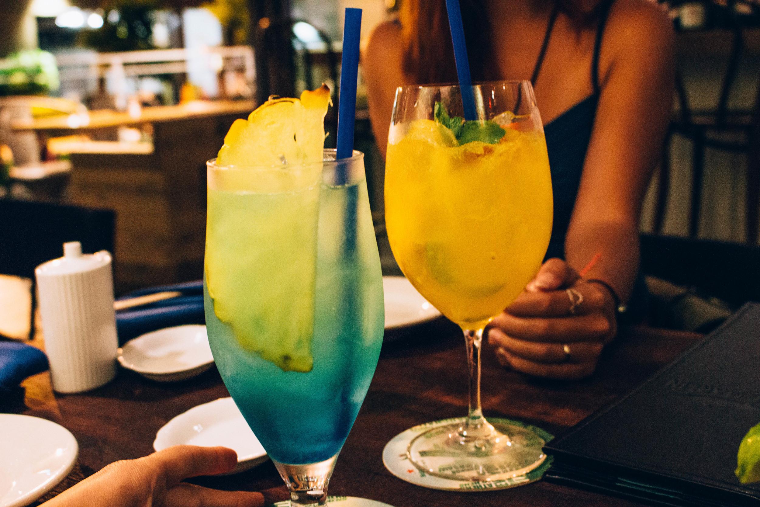 drinks waikiki