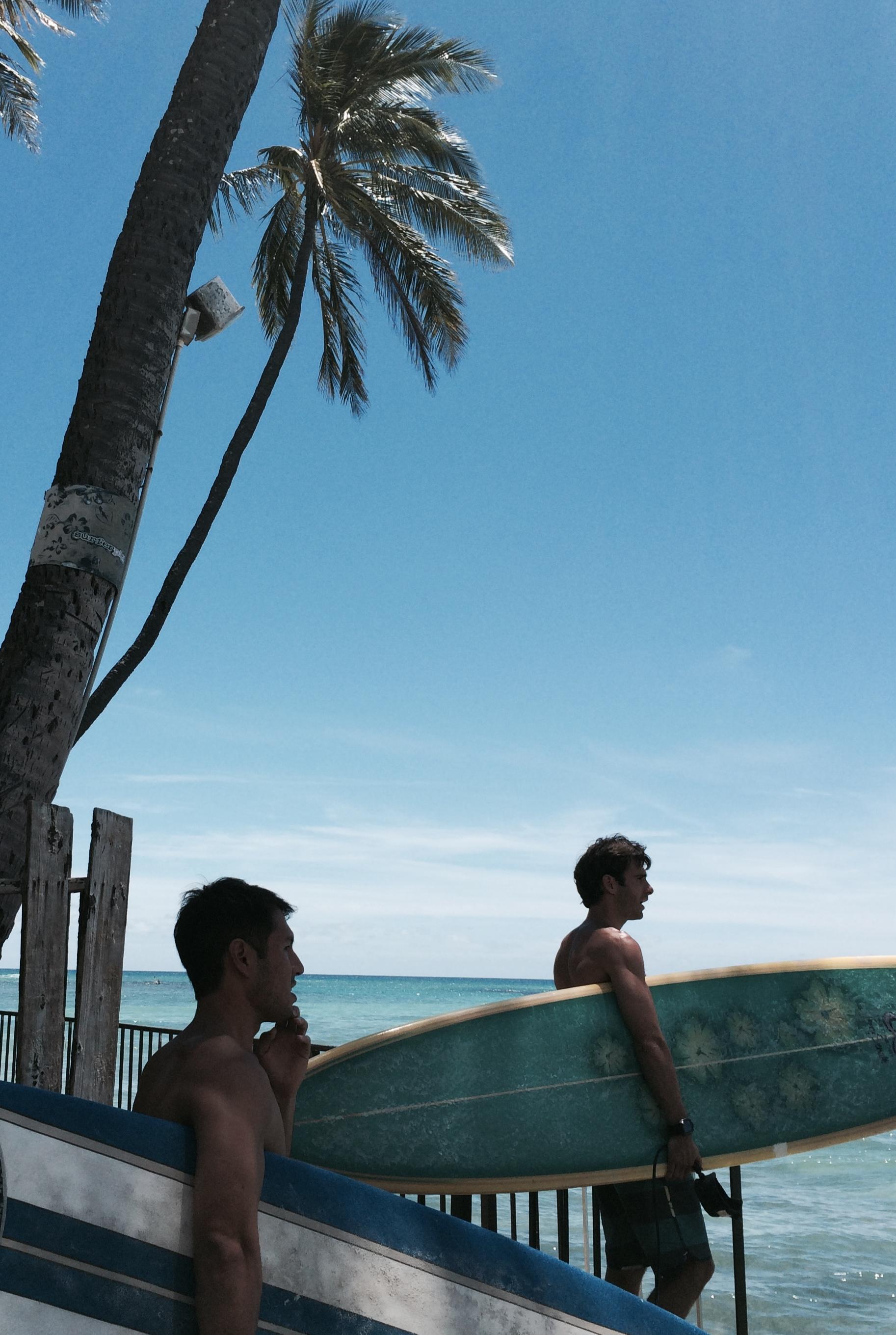 Tongs Waikiki