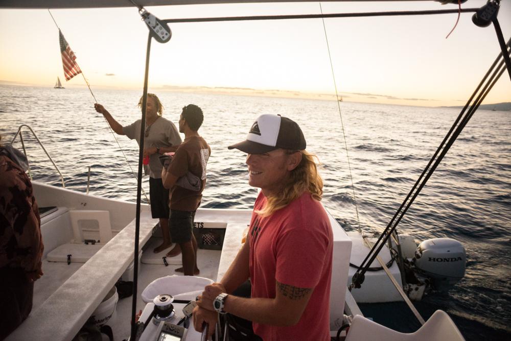 Catamaran Waikiki