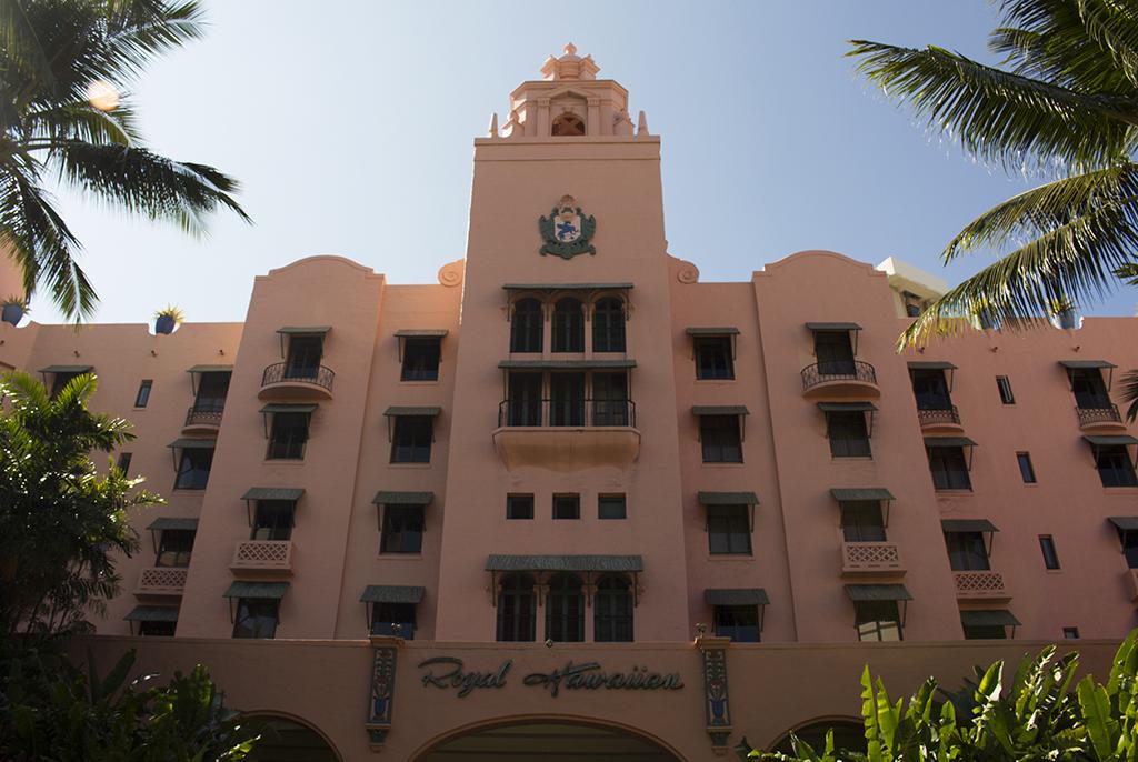 The Royal Hawaiian Hotel Waikiki