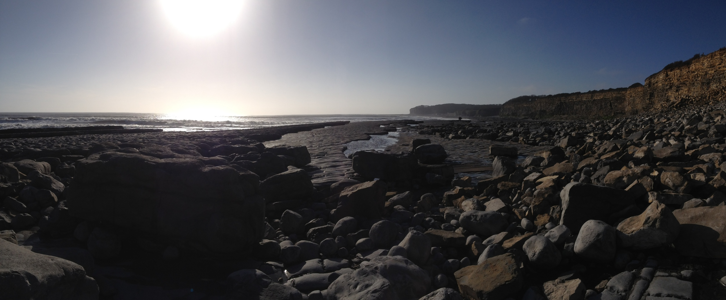 I recently visited Llantwit Major and Atlantic College, for the first time in almost 12 years.