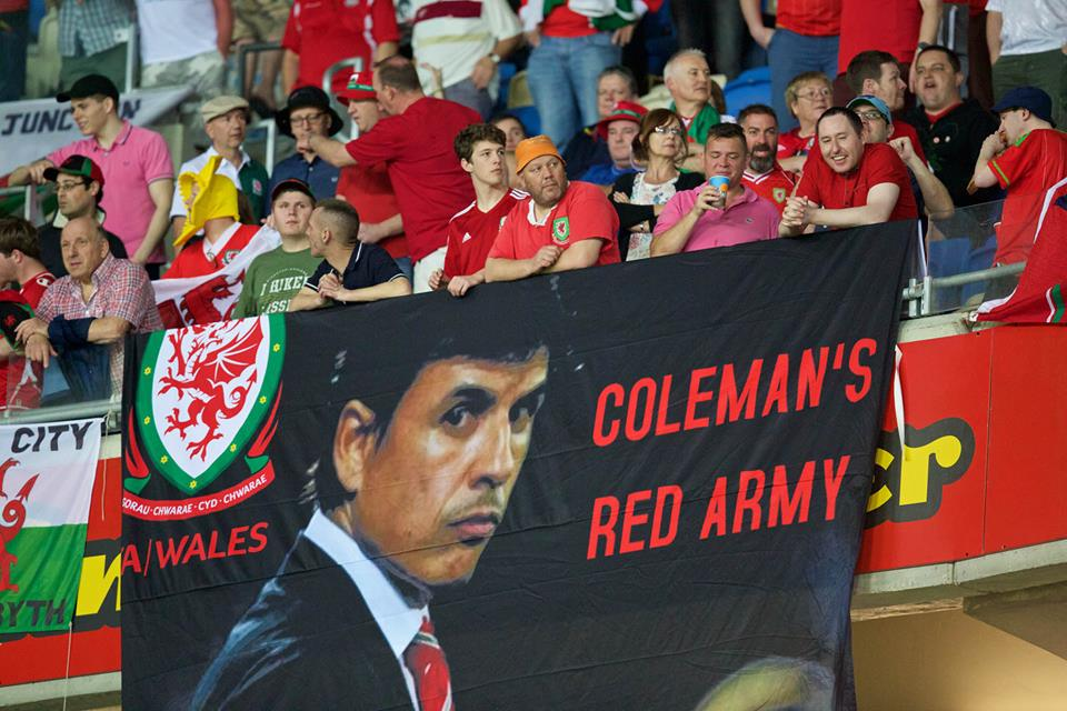 Chris Coleman has turned it around, he has been a credit to himself and his country.