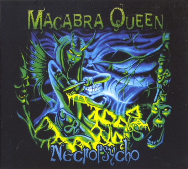 Macabra Queen   by Hypnotica rec.