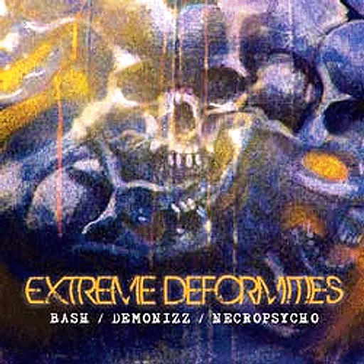 Extreme Deformities   by Dead Tree Prod.