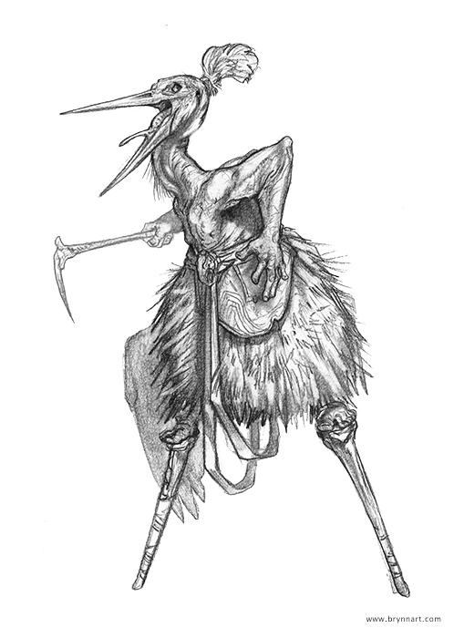 Broadbill  Personal Work