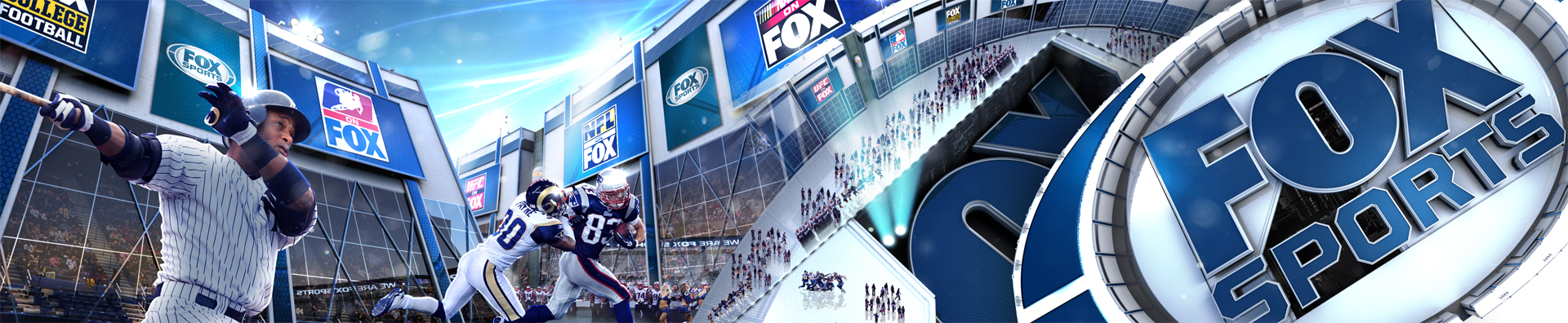 FOX Sports Network Package Mood Board - May 2013