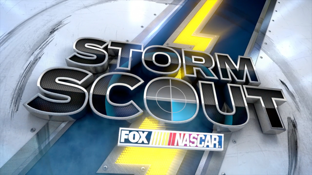 FOX NASCAR | Segment Titles  All aspects.