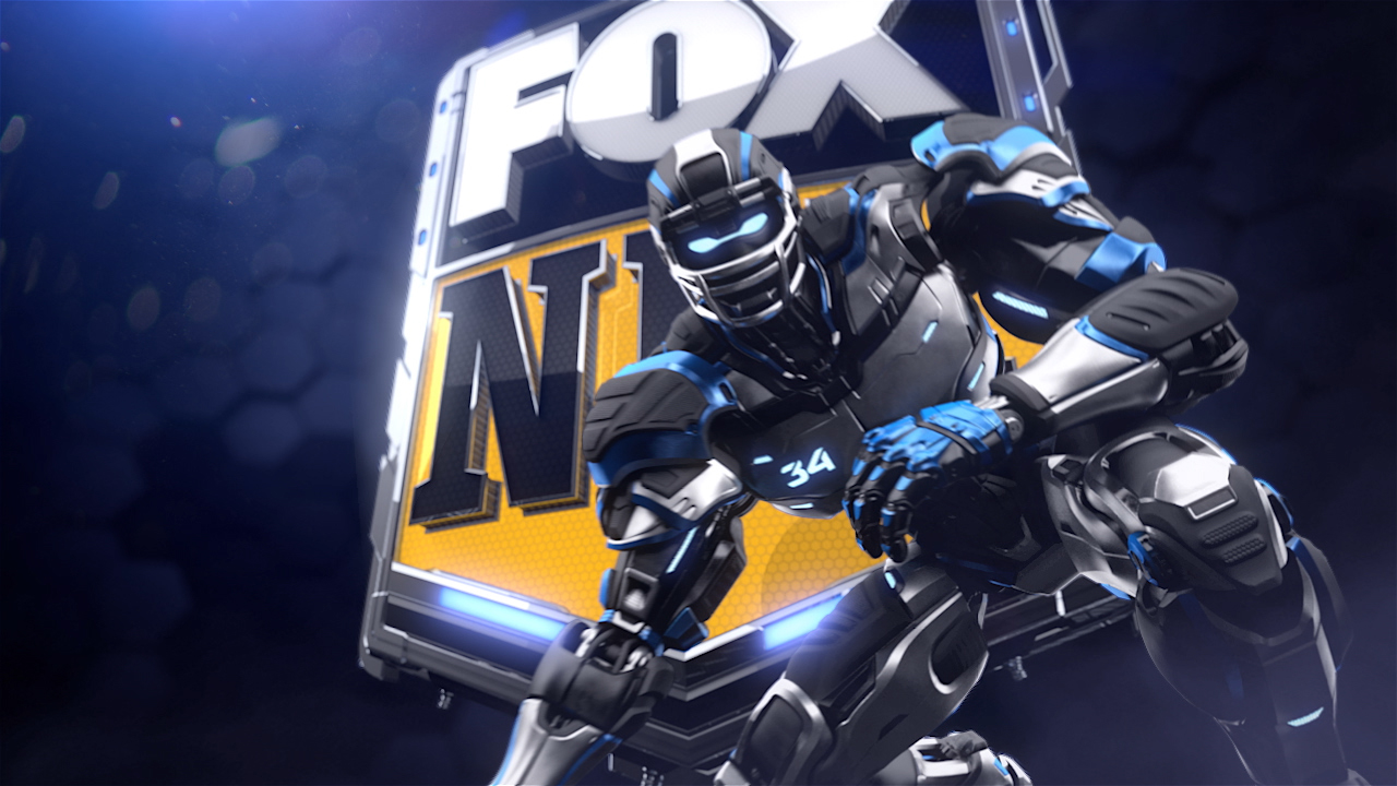 FOX NFL | TEASE INTERSTITIALS  All aspects.
