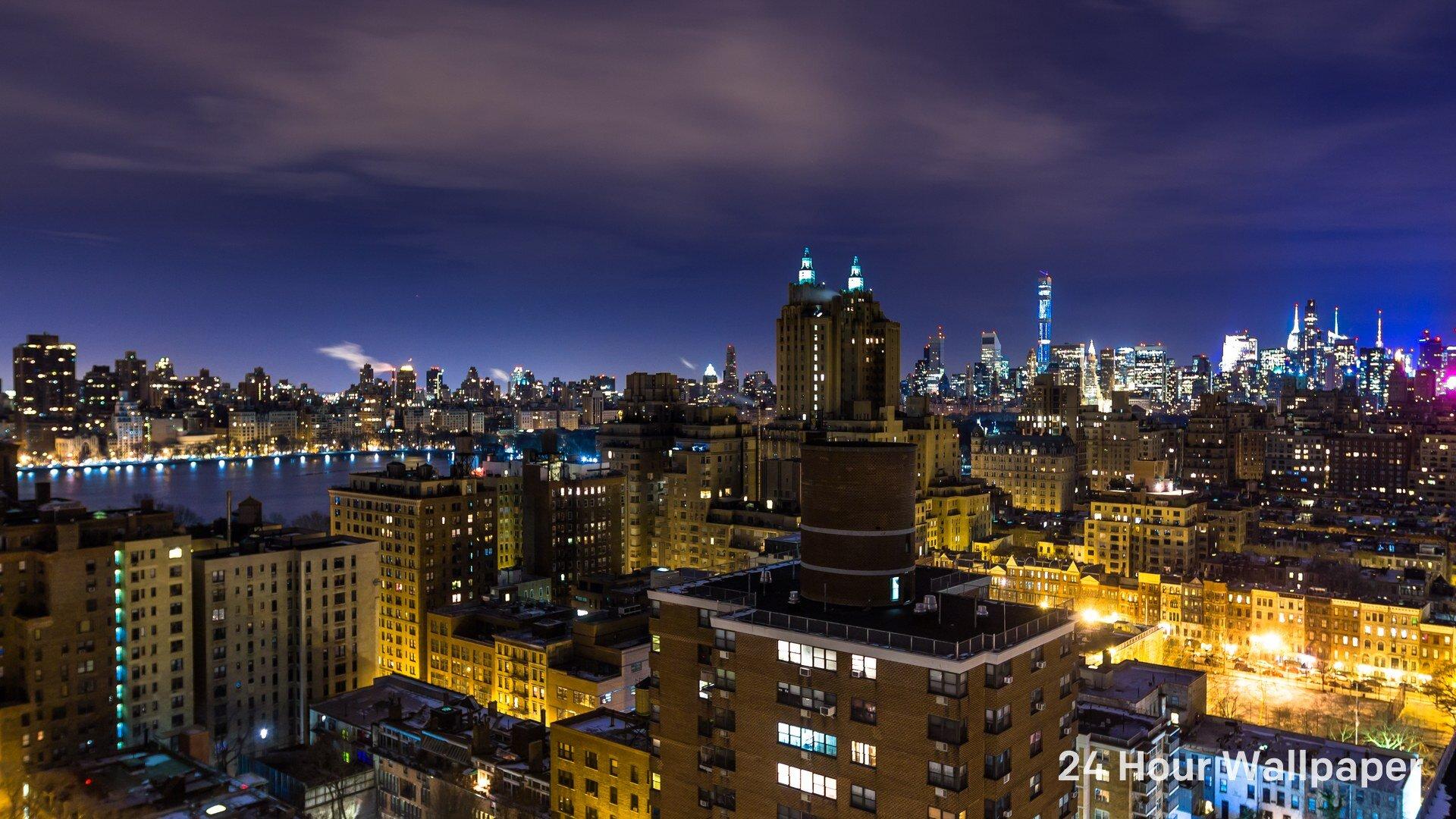 New York City Winter Jetson Creative
