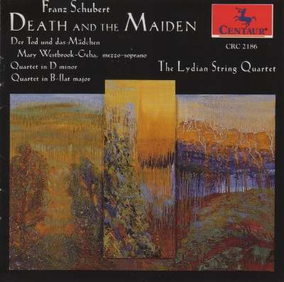 Franz Schubert: Death and the Maiden