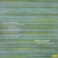 Boykan: String Quartet no. 3