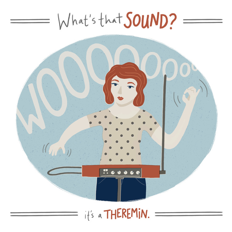 What's that Sound by Katlyn Griffin.
