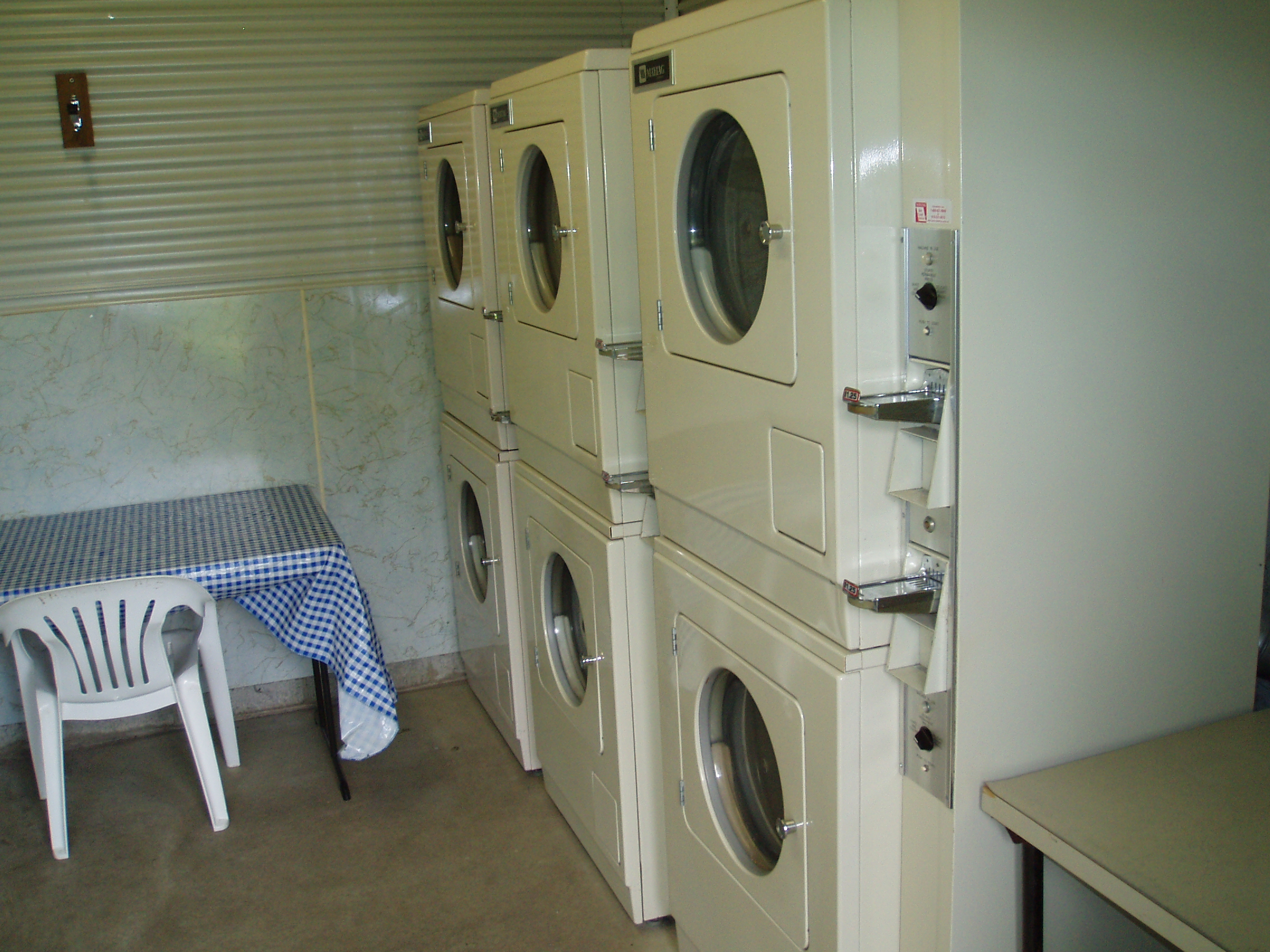 On-site Laundry