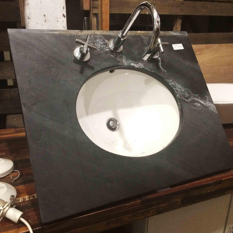 Soapstone sink $350