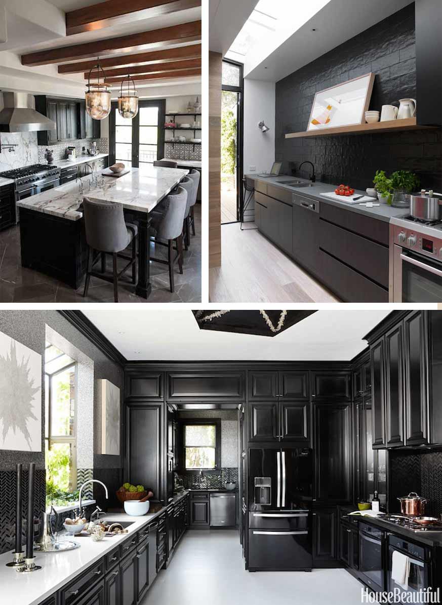 1. Image via  Urban Electric Co. 2.  Image via  Sanders & King Interiors 3. Image via  House Beautiful