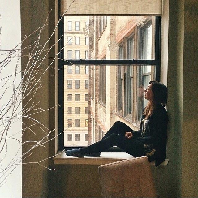 A view of city life Image via  @jungletimer  on Instagram