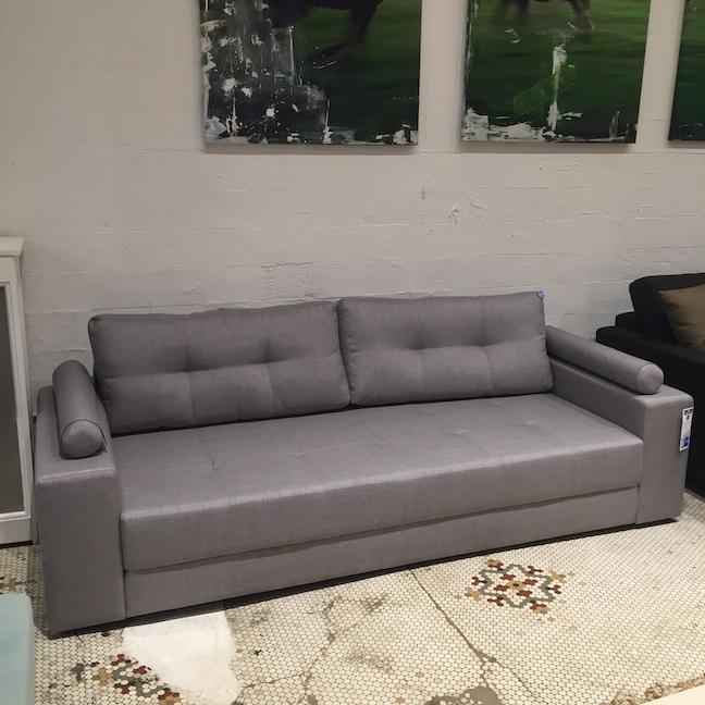 Broad Sofa Bed