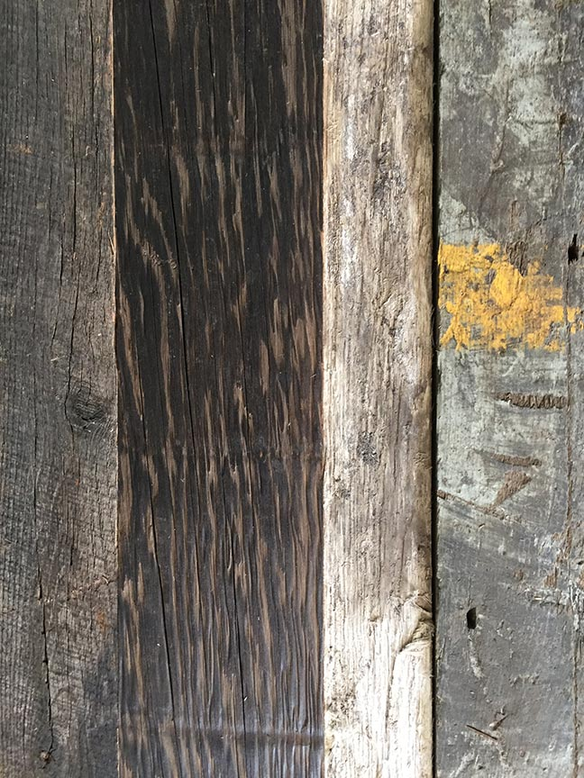 Custom Whitman blends. Image via  Sawkill Lumber Company .