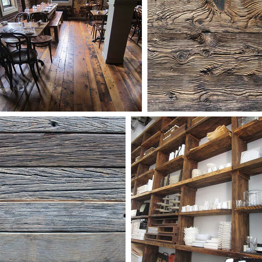 Images via  Sawkill Lumber Company .
