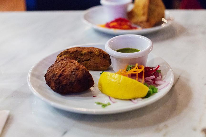 Shami Kebab. Photography by  Lisa Weatherbee