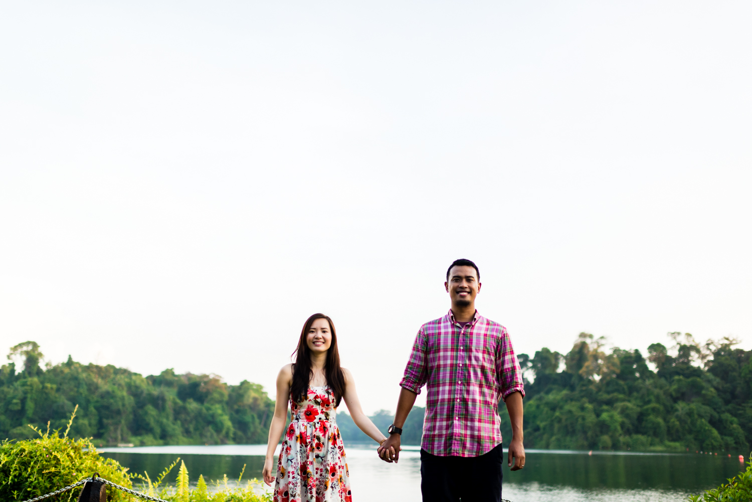 prewedding-photoshoot-macritchie-singapore