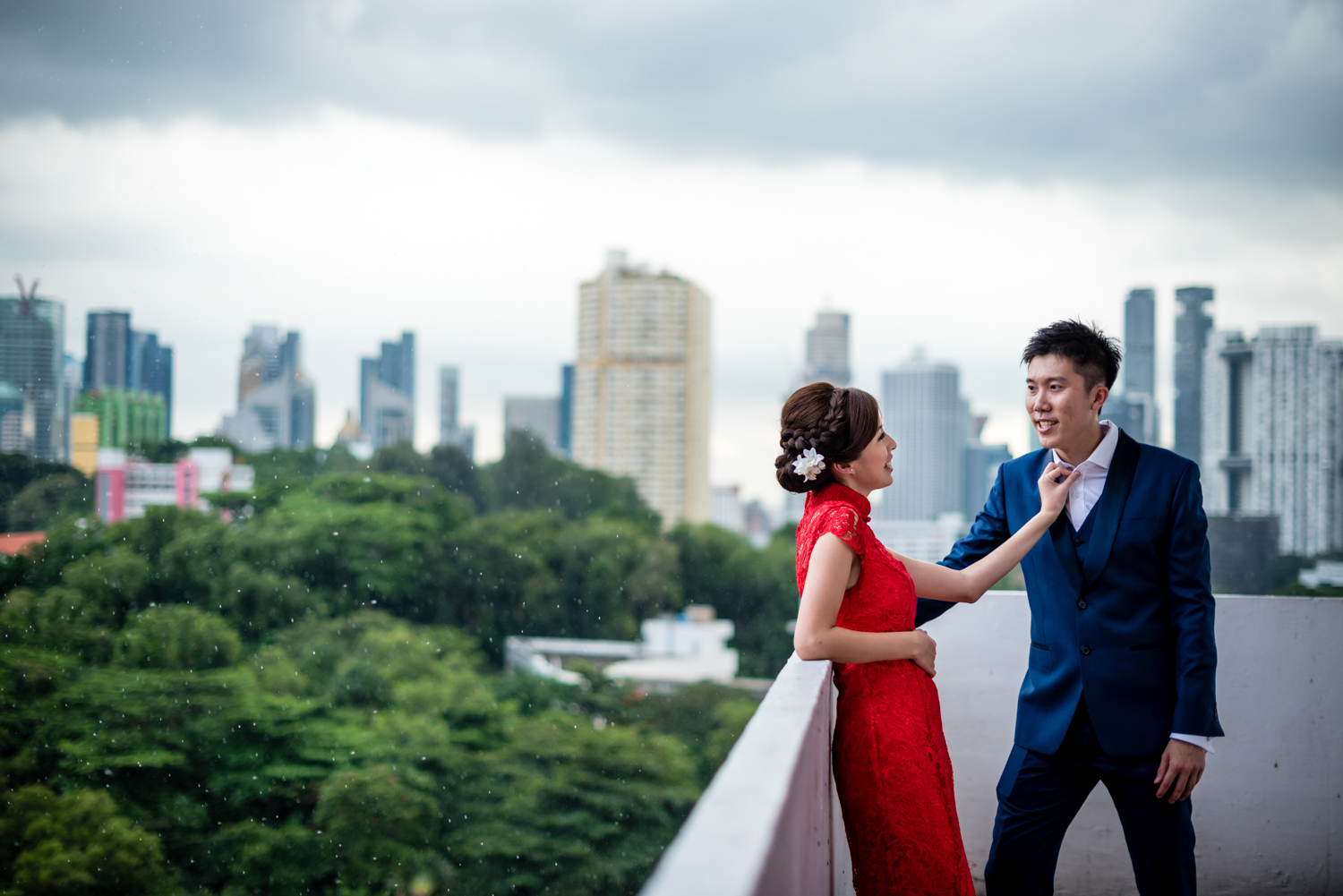 Pre Wedding Shoot Industrial Building Singapore (3 of 3).jpg