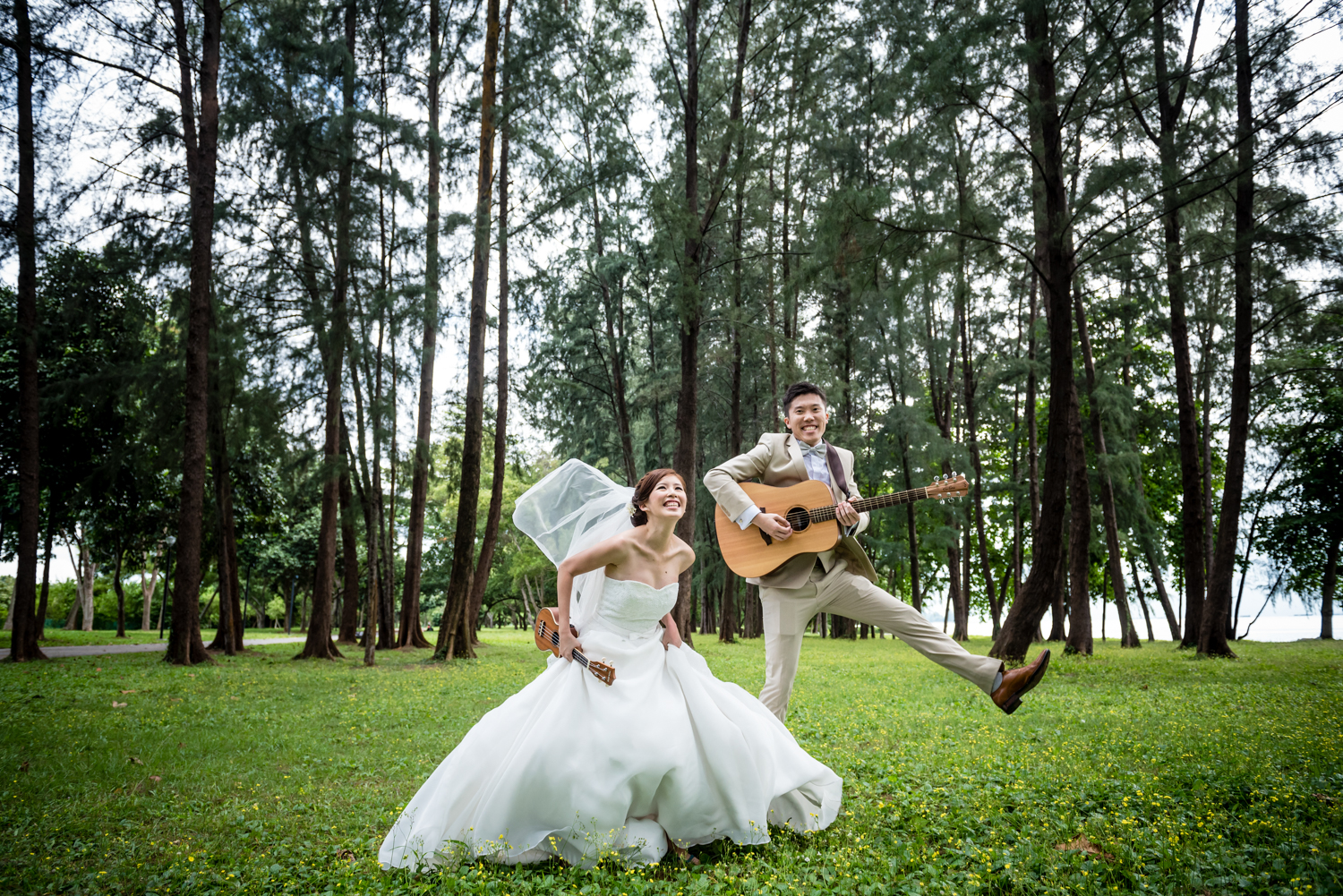 Pre Wedding Shoot Nature Singapore (1 of 1).jpg