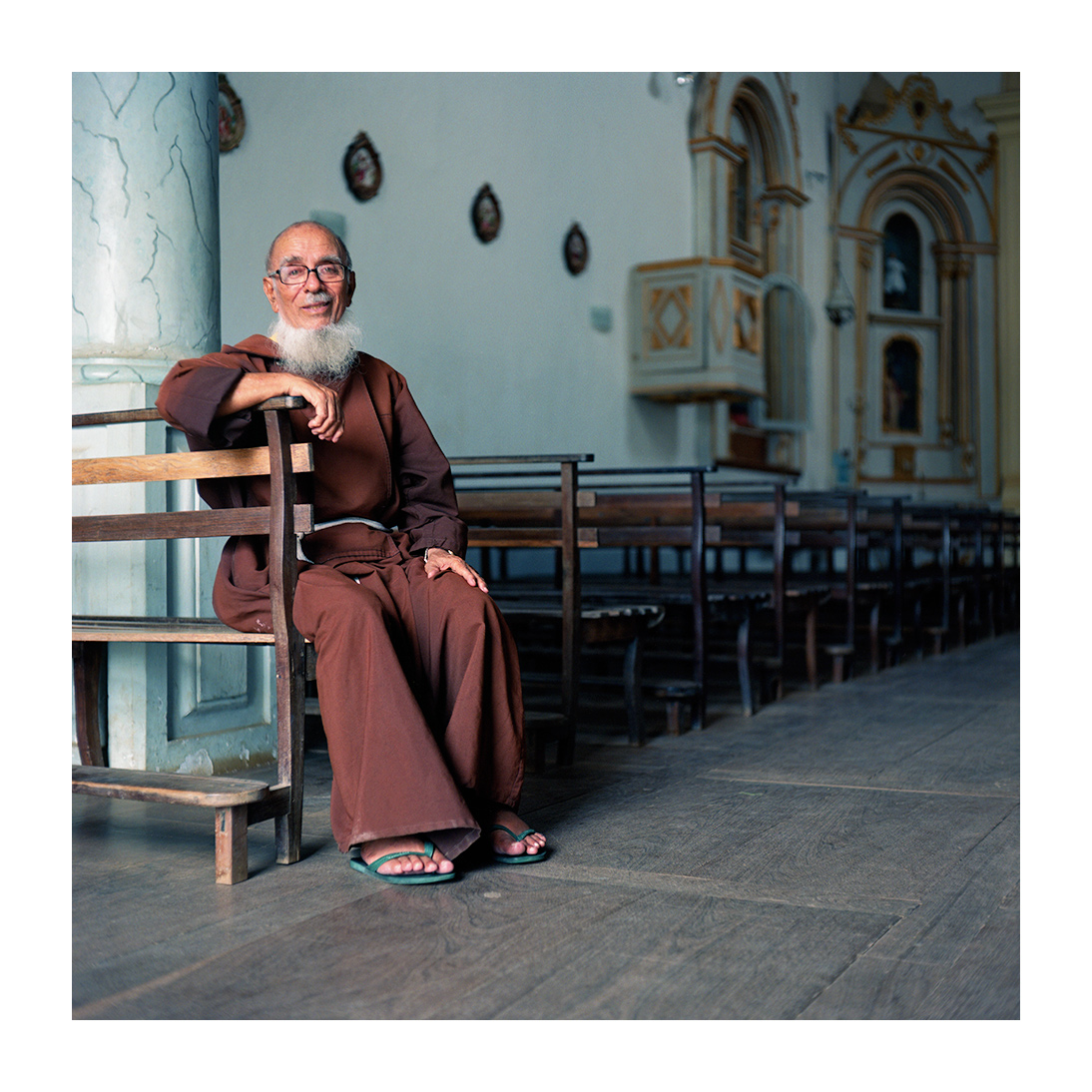 Bahia Priest