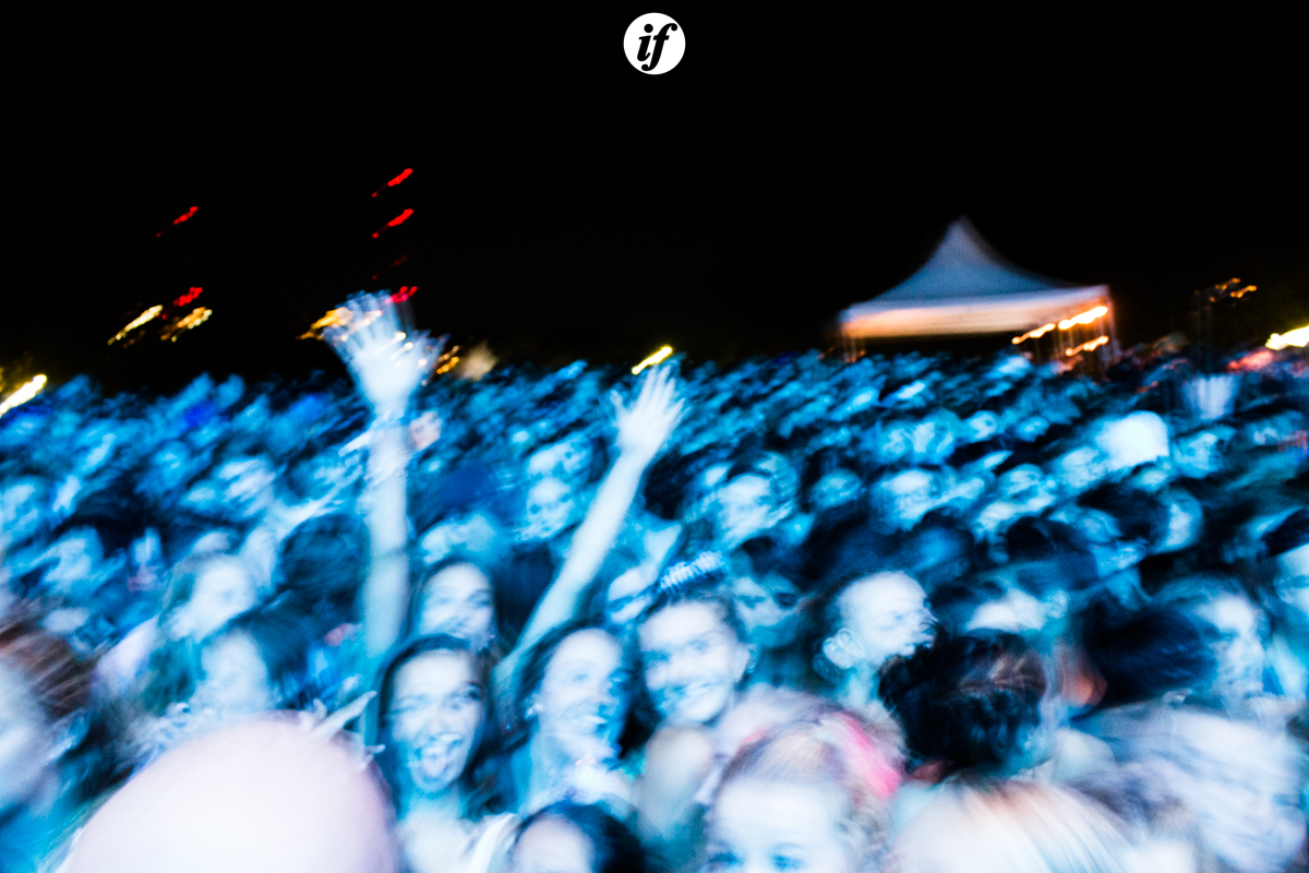 CROWD - photo by Interracial Friends