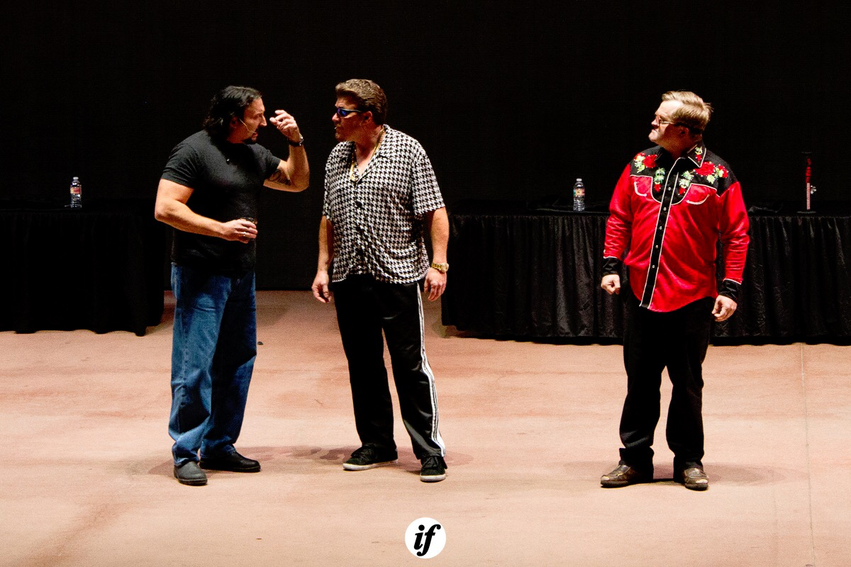 Trailer Park Boys Live at Red Rocks - photo by Interracial Friends