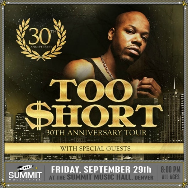 Too $hort Poster