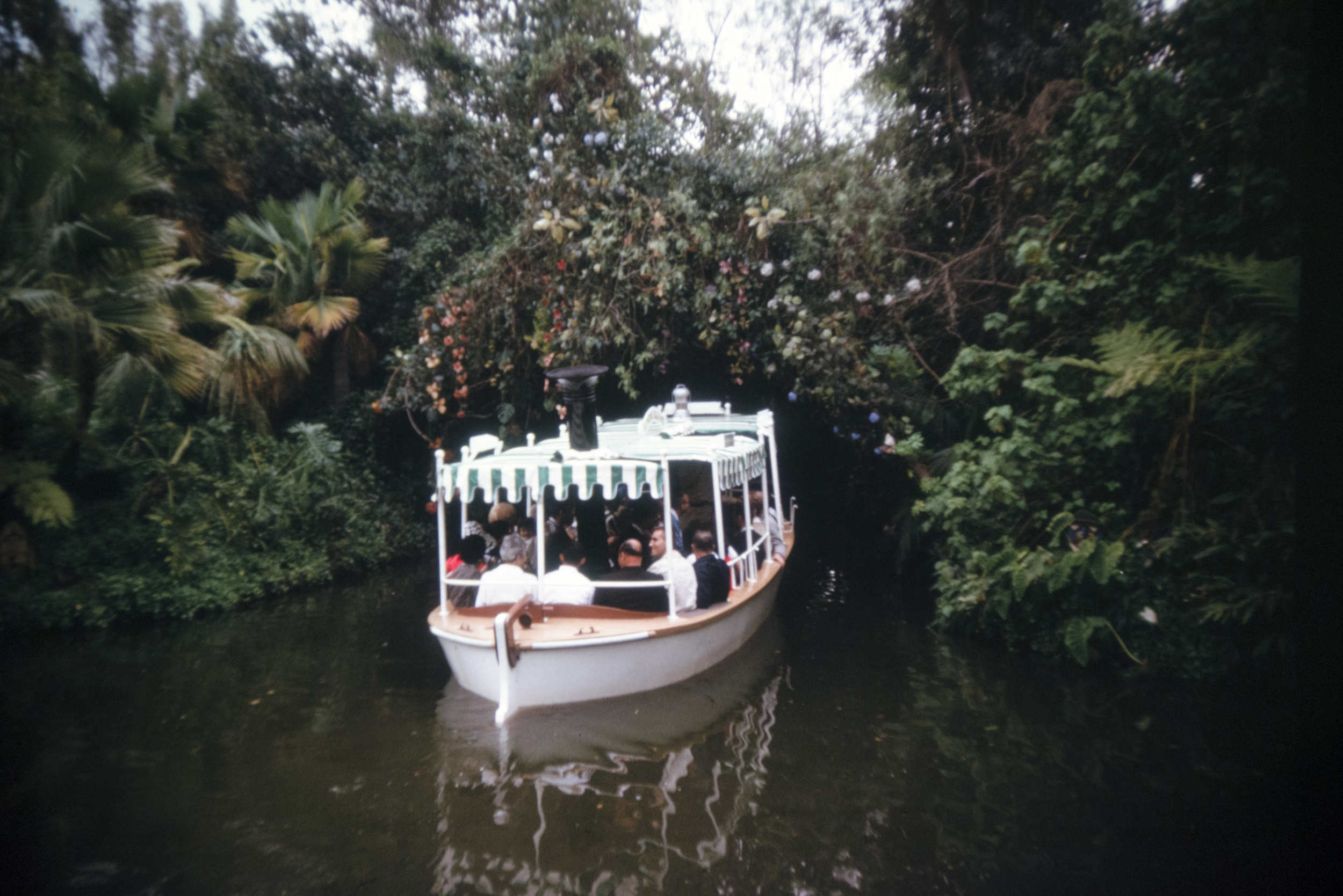 Early Jungle Cruise