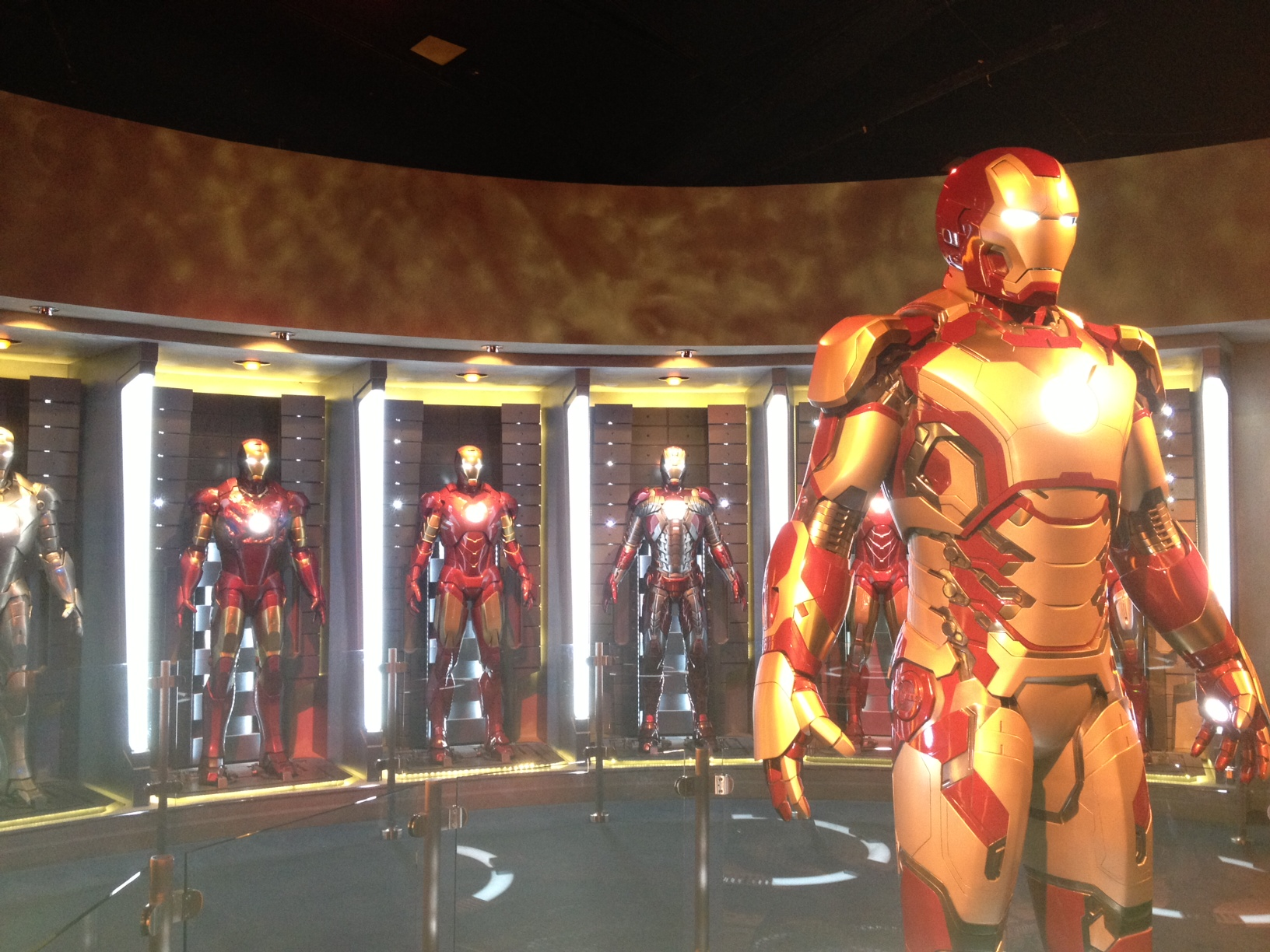 Iron Man in Inoventions