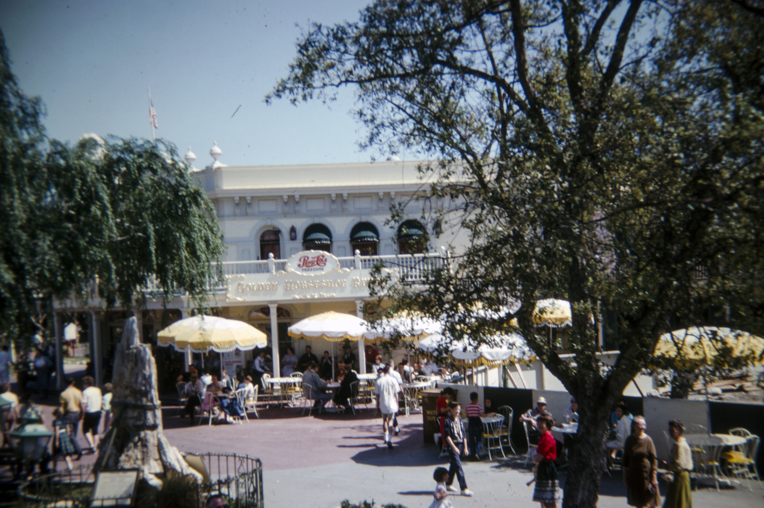 Early 60's Golden Horseshoe