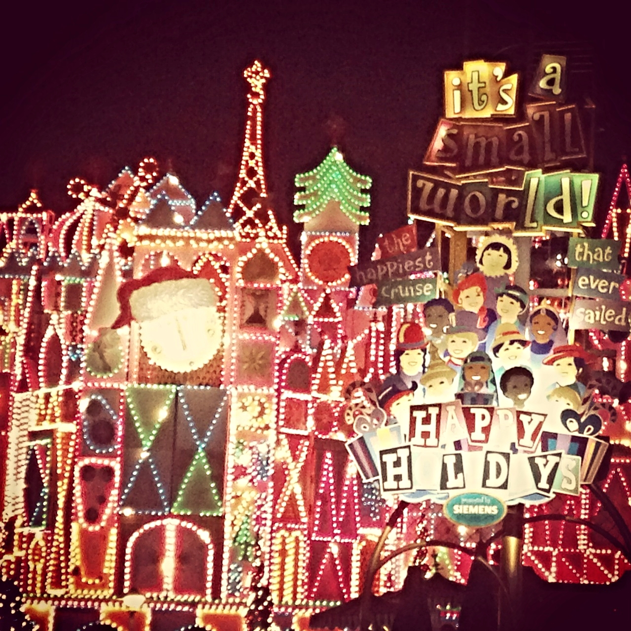 I'ts a Small World Christmas