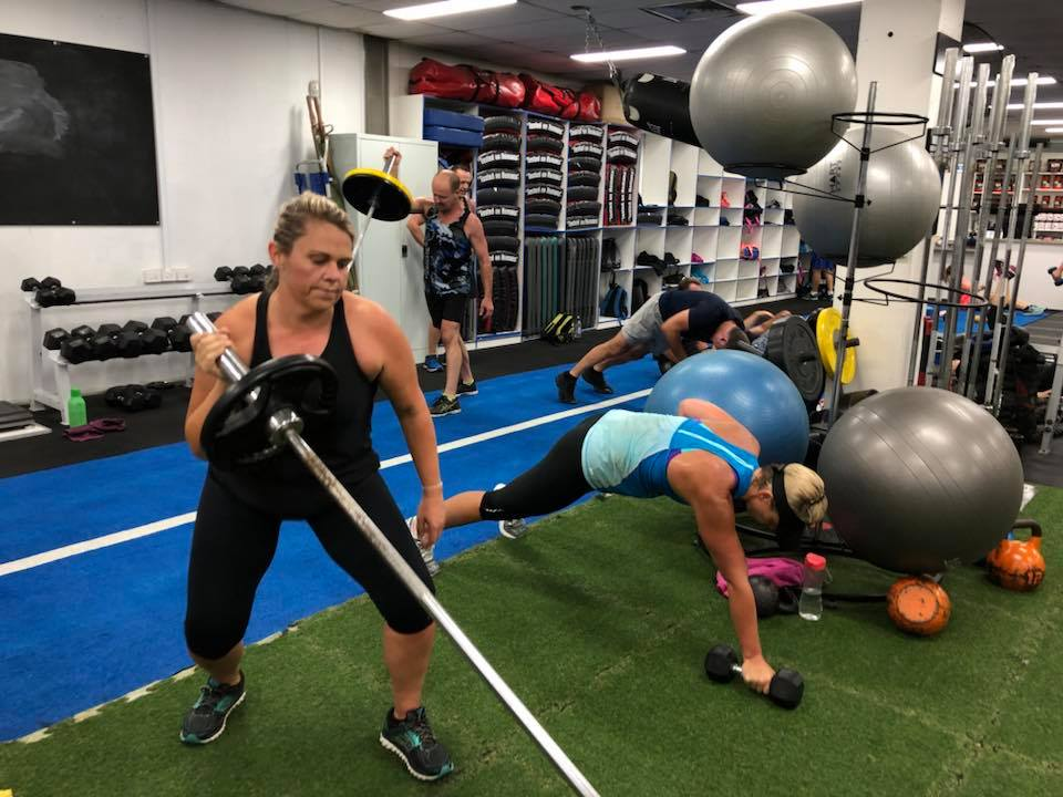 """Obviously we have the luxury of training in our purpose built Survivors Basecamp - which is perfect when the is inclement or if they feel more comfortable training inside (or want to work specifically on Strength Training), but we are also more than happy to do some (or all) of your Personal training with you in the great outdoors, to mix it up. We also offer great rates, to """"top up"""" your Personal Training with Unlimited Group Training with Survivors - to maximise those results."""