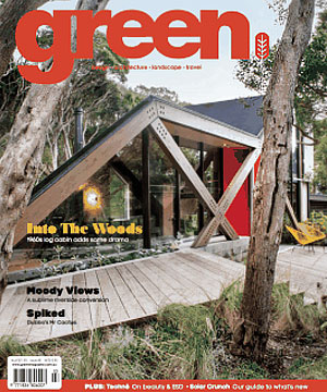 Green Magazine. Australia. March 2015