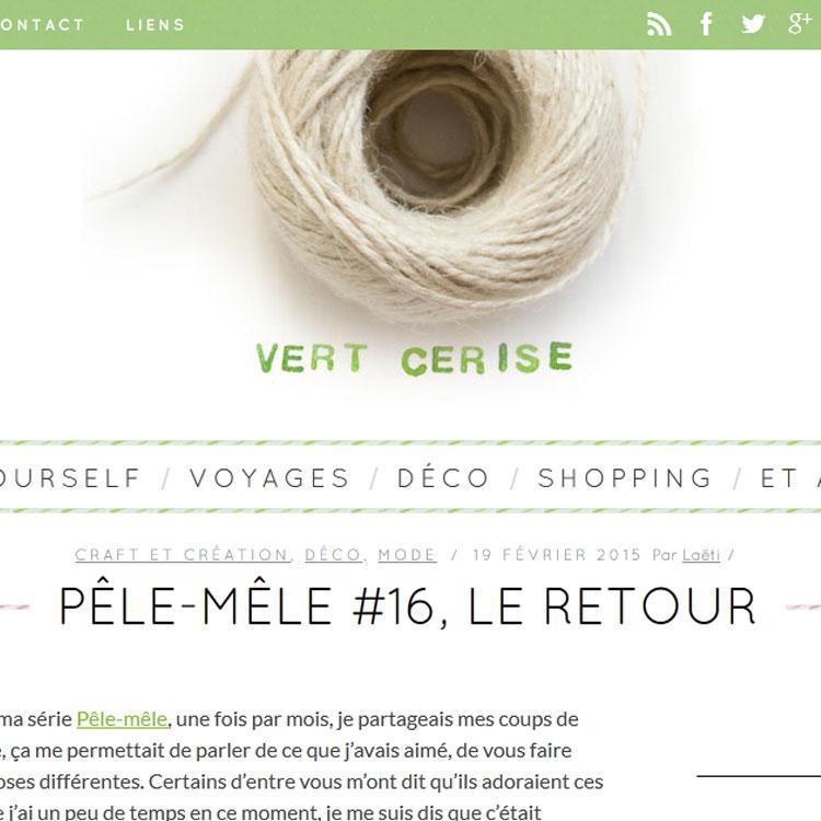 Vert Cerise France