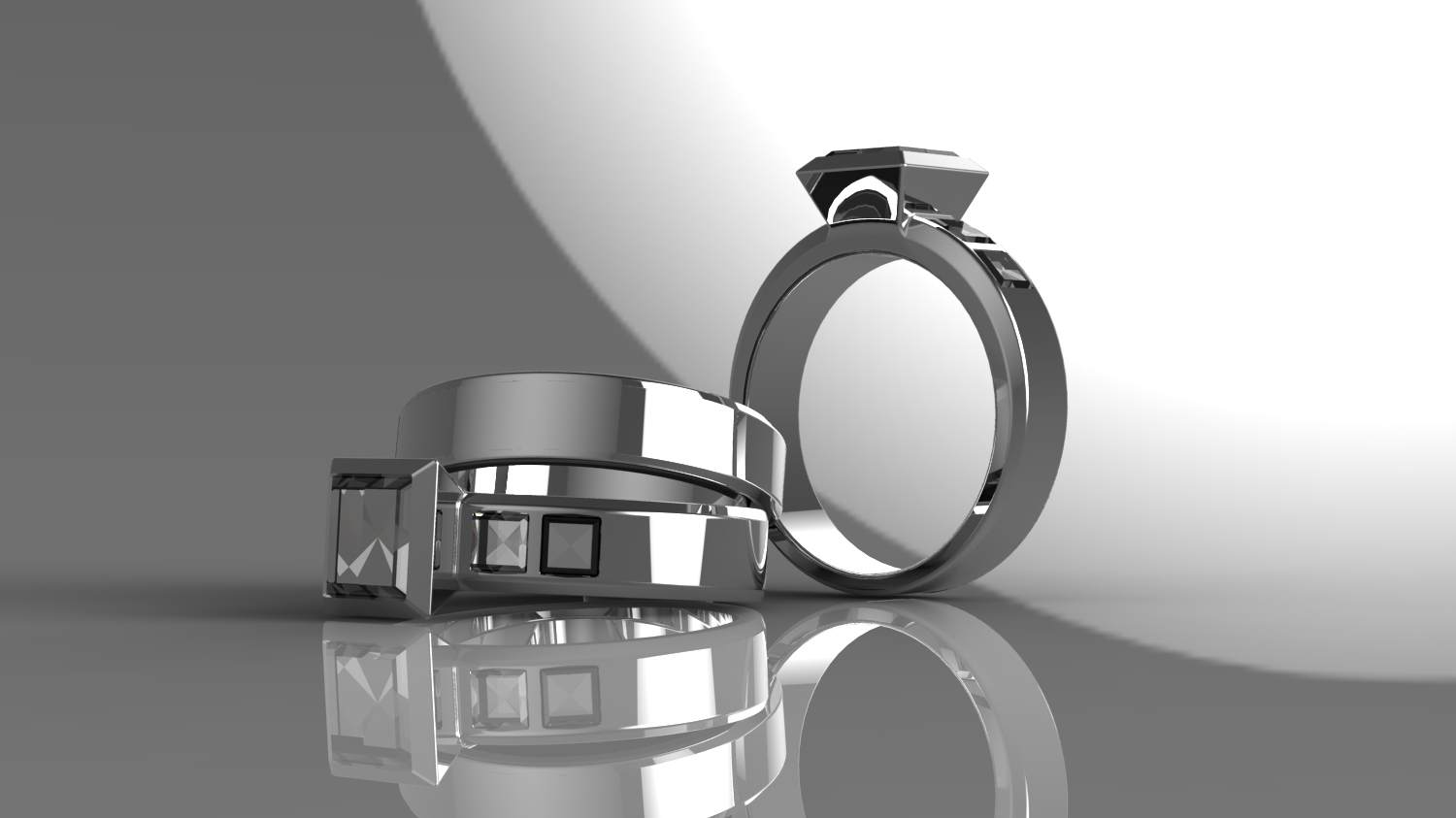 Engagement Ring Product Design