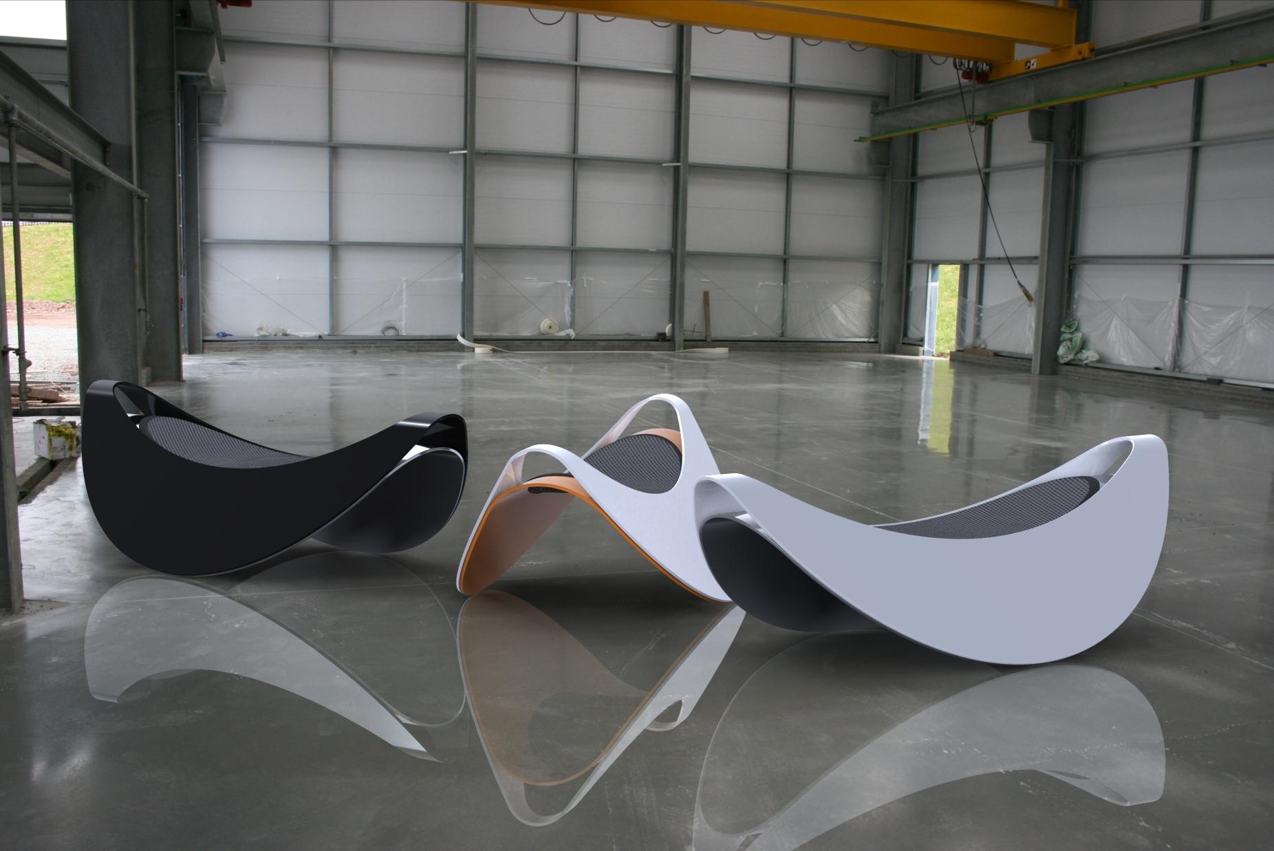 Rocking Chair + Hammock Concept
