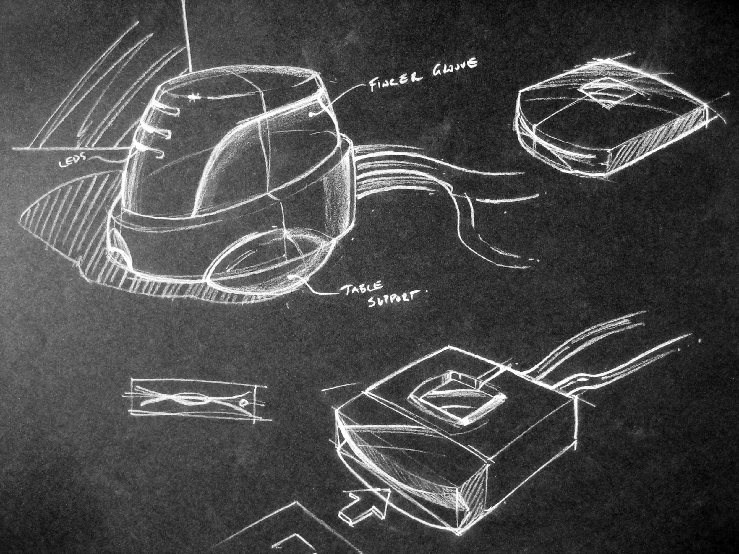 General design studies - black canson.jpg
