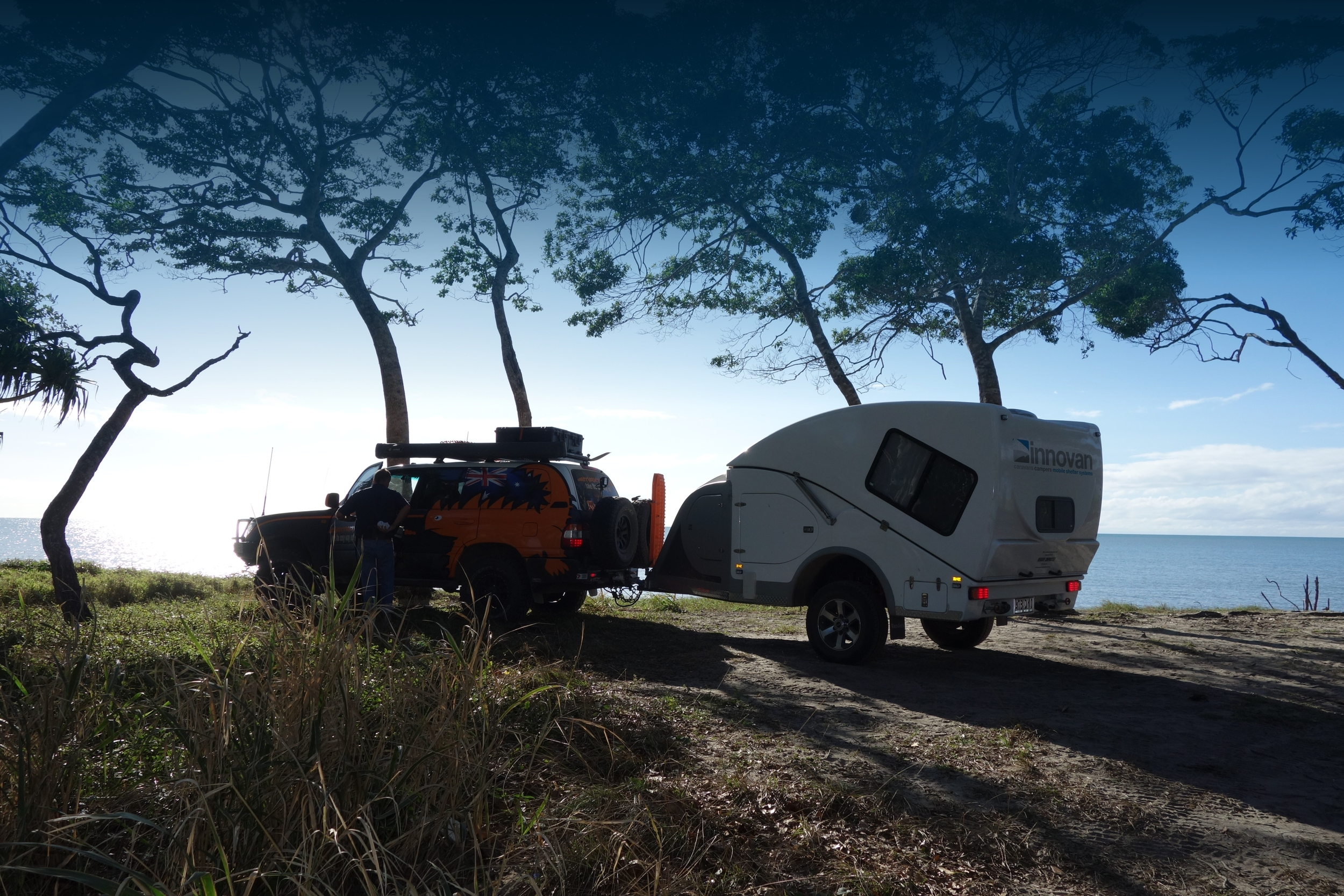 innovan camper van